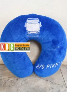 souvenir bantal Agen Tour Travel souvenir bantal leher souvenir bantal bordir murah