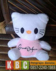 Boneka Souvenir Grand Dufan Karakter Hello Kitty
